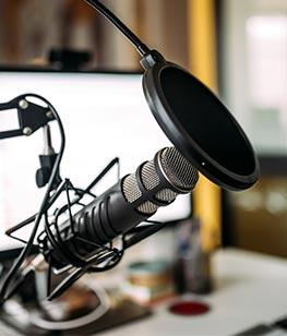 Podcast at Dr. Rahi's Integrative Aesthetics™ Specialist in Beverly Hills, CA and SoHo, NY